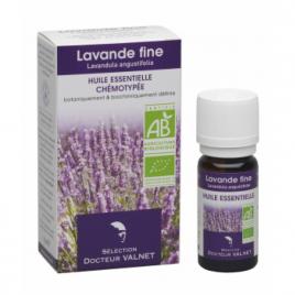 Dr Valnet Huile essentielle Lavande fine 10ml Dr Valnet Synergie huiles essentielles Bio Onaturel.fr