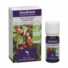 Dr Valnet Huile essentielle Gaulthérie 10ml
