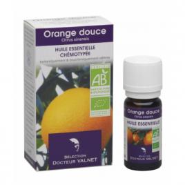 Dr Valnet Huile essentielle Orange douce 10ml Dr Valnet Synergie huiles essentielles Bio Onaturel.fr