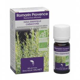 Dr Valnet Huile essentielle Romarin Provence 10ml