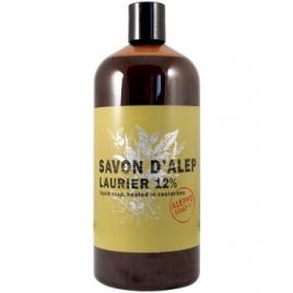 Tade Savon d'Alep liquide Olive et 12 % Laurier Recharge 1 L