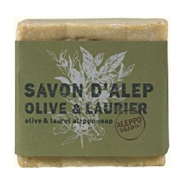 Tade Savon d'Alep Olive et Laurier 200 g Aleppo Soap