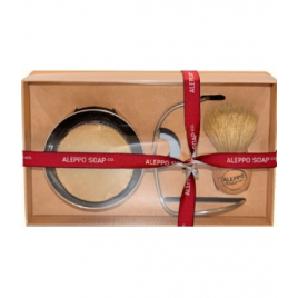 Tade Coffret du Barbier Aleppo Soap Onaturel
