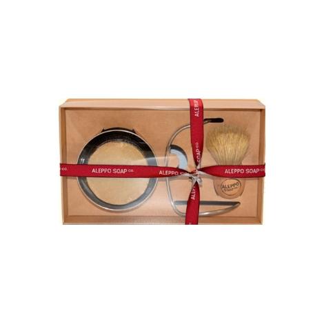 Tade Coffret du Barbier Aleppo Soap Onaturel