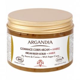 Argandia Gommage Corps Ambre 150ml Argandia Gommages corporels Onaturel.fr