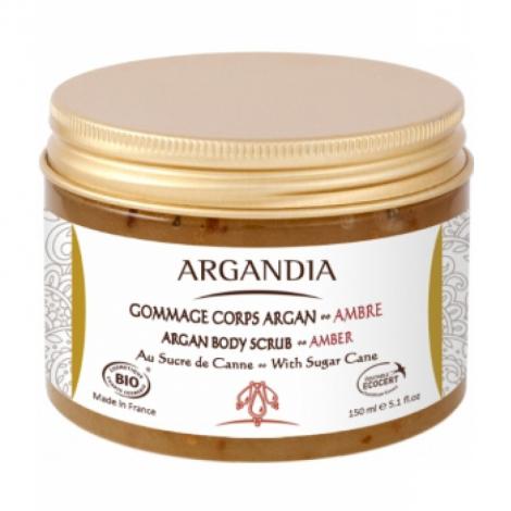 Argandia Gommage Corps Ambre 150ml Argandia