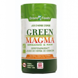 Green Magma Extrait de jus d'herbe d'Orge en poudre 150g Green Magma Accueil Onaturel.fr