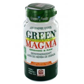 Green Magma - Jus D'Herbe D'Orge - 136 Comprimés Bio Green Magma Accueil Onaturel.fr