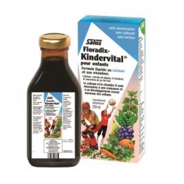 Salus Floradix Kindervital Fortifiant pour enfant 250ml