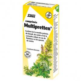 Salus - Multipretten - 84 comprimés Salus Accueil Onaturel.fr